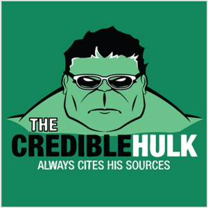 The Uncredible Hulk, on the other hand, is the worst liar. The worst.