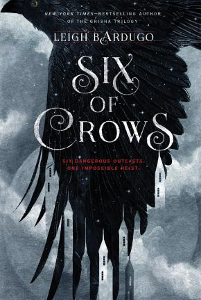 """Book Review: """"Six of Crows"""" by LeighBardugo"""