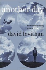 Another Day by David Levithan Find it here. Sequel to Every Day. Rhiannon is disappointed that her neglectful boyfriend Justin doesn't remember the one perfect day they shared, until a stranger tells her that the Justin she spent that day with, the one who made her feel like a real person... wasn't Justin at all.
