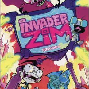 "Graphic Novel Review: ""Invader Zim: Vol. 1"" by JhonenVasquez"