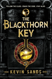 The Blackthorn Key by Kevin Sands In 1665 London, fourteen-year-old Christopher Rowe, apprentice to an apothecary, and his best friend, Tom, try to uncover the truth behind a mysterious cult, following a trail of puzzles, codes, pranks, and danger toward an unearthly secret with the power to tear the world apart. Find it here
