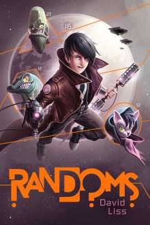 Randoms by David Liss A twelve-year-old boy is chosen to join a four-person applicant team to work toward membership in the Confederation of United Planets, and stumbles across conspiracies resembling science fiction he's been a fan of his entire life. Find it here