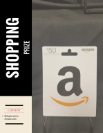 Contents • $50 gift card to Amazon