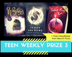 Teen Weekly Prizes